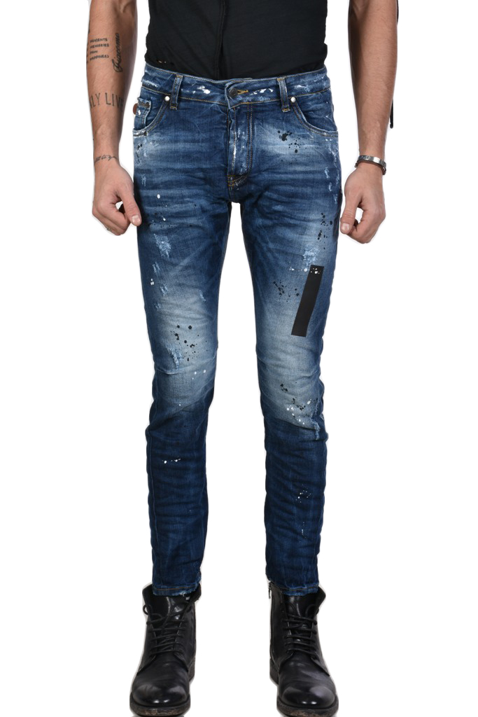 MODA VAQUERA - Pantalones vaqueros Xagon Man SgLw9xz4J