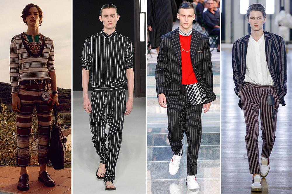 primavera verano 2018 ss tendencias moda hombre cardenal