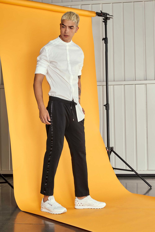 Cardenal Bilbao Fashion Man Moda Hombre Yellow Deni (3)
