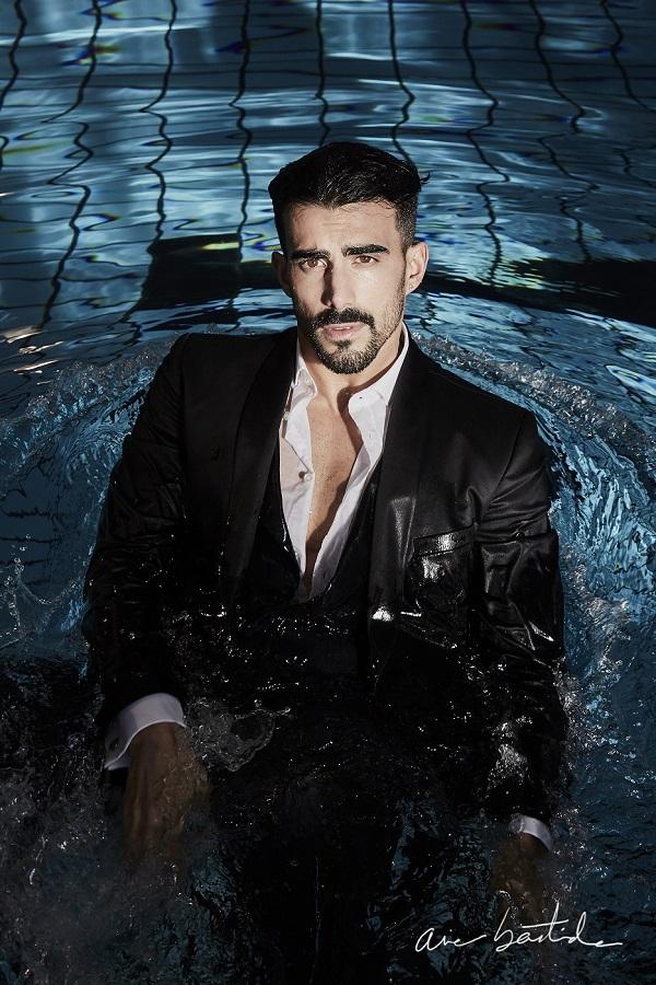 60b10fa1159fc Cardenal Bilbao Moda Hombre Fashion Men Coleccion SS 2018 Primavera Verano  Ruben Castillero Mister España (