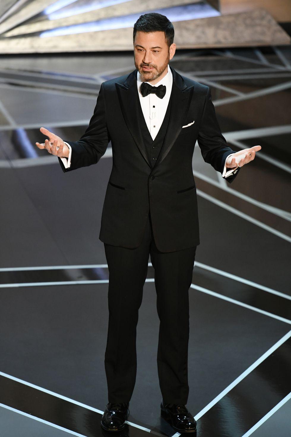 Cardenal Bilbao The perfect Sartorial Jimmy Kimmel Premios-Oscar-2018-Alfombra-roja SS 2018 Primavera Verano