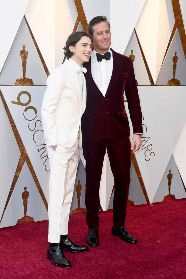 Cardenal Bilbao The perfect Sartorial Timothee Chamalet Premios-Oscar-2018-Alfombra-roja-37 SS 2018 Primavera Verano