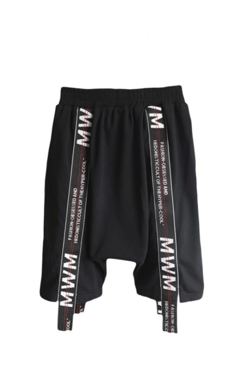 Pantalón Corto con Tiras | MWM