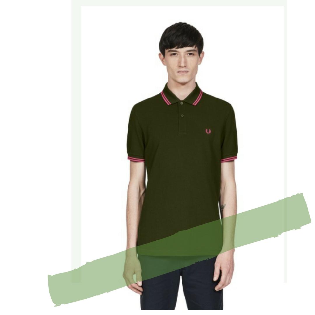 Cardenal Bilbao FW 2018 Otoño Preview Moda Hombre Verde Caza Camuflaje Militar (1)