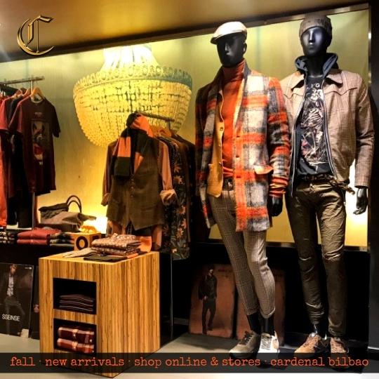 Cardenal Bilbao Fall Autumn Otoño 2018 Moda Hombre (19)-min