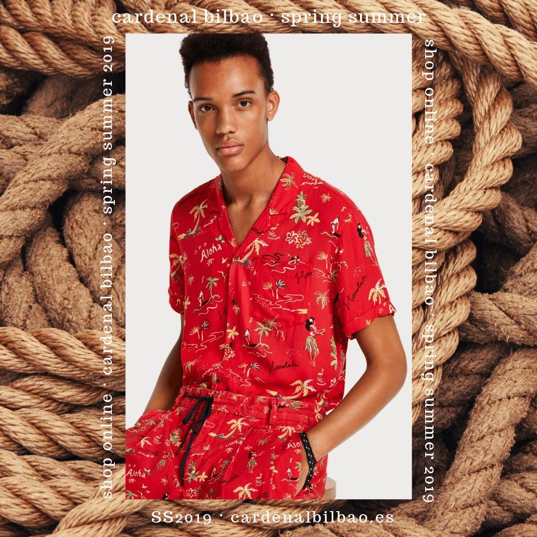 Cardenal Bilbao Moda Hombre Primavera Verano 2019 Spring Summer (13)