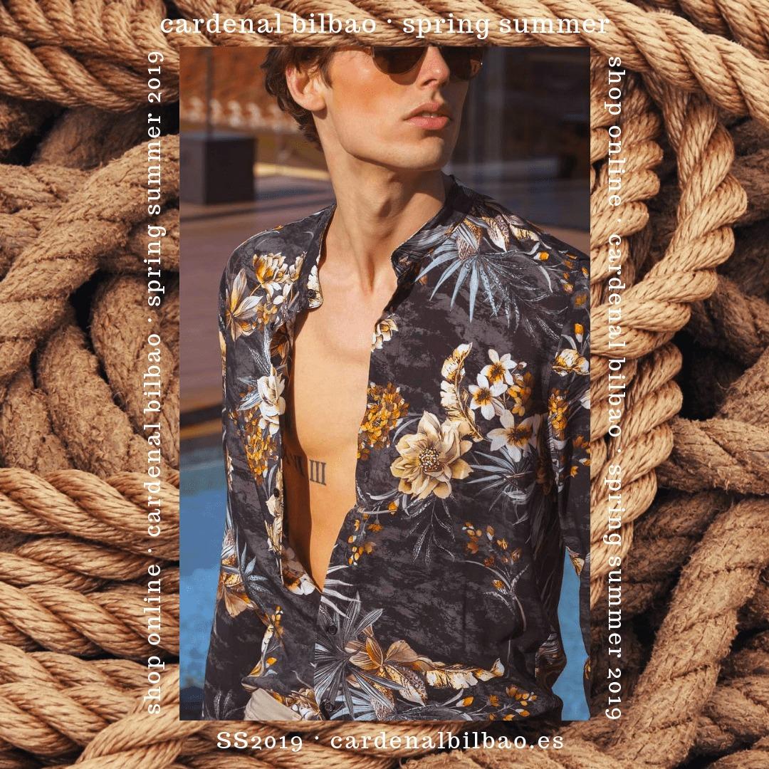 Cardenal Bilbao Moda Hombre Primavera Verano 2019 Spring Summer (7)