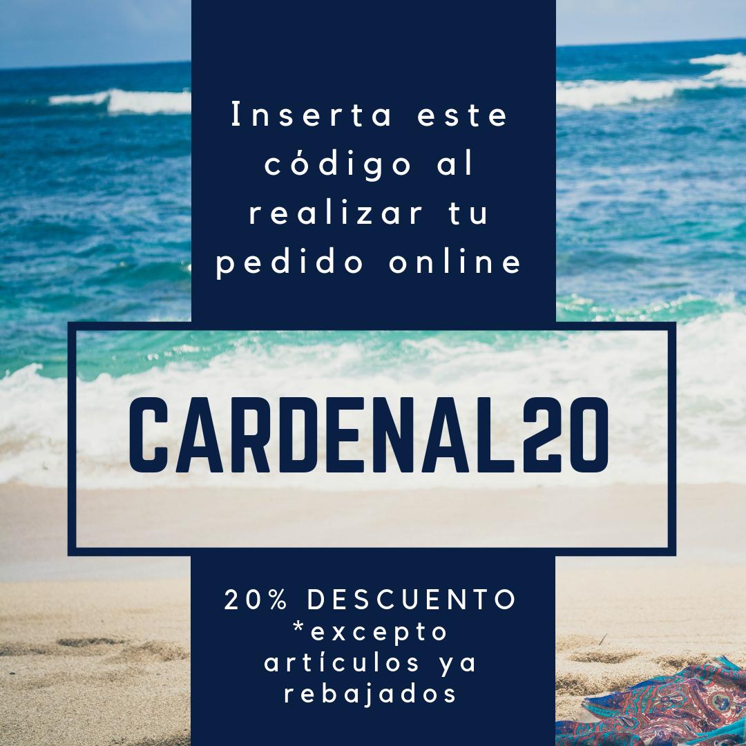 Cardenal Bilbao Rebajas Spring Summer 2019 Beherapenak Sales (1)