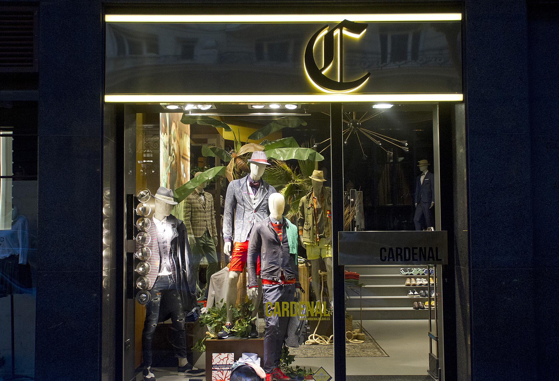 CARDENAL BILBAO Ropa Hombre Fashion Men Escaparates (1)