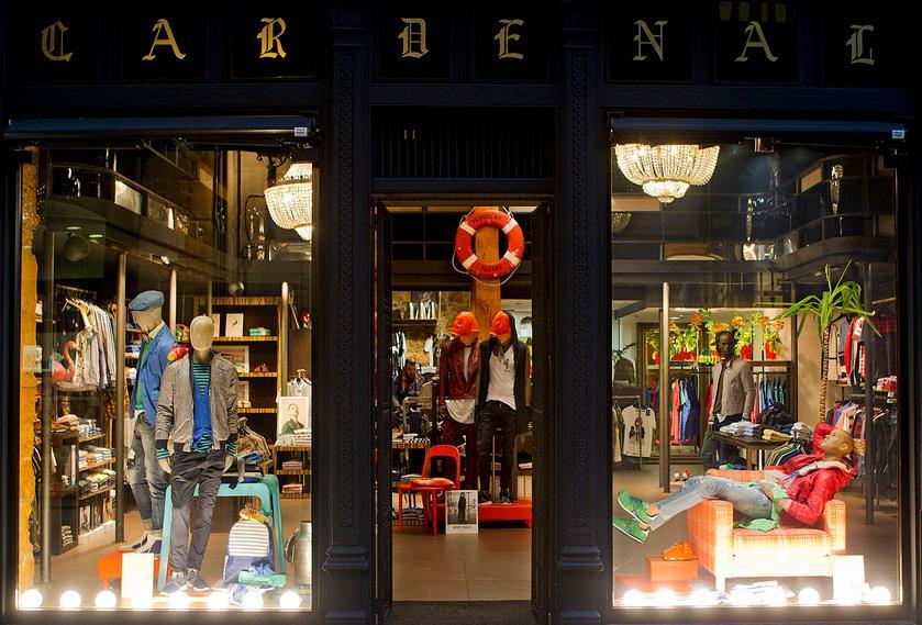 CARDENAL BILBAO Ropa Hombre Fashion Men Escaparates (10)