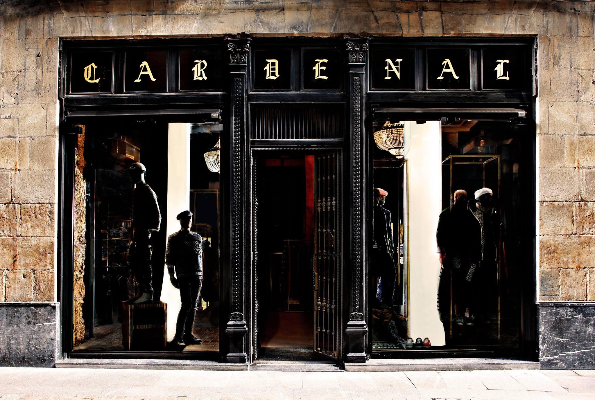 CARDENAL BILBAO Ropa Hombre Fashion Men Escaparates (3)