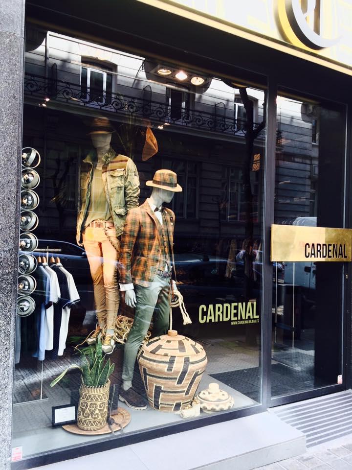 CARDENAL BILBAO Ropa Hombre Fashion Men Escaparates (4)