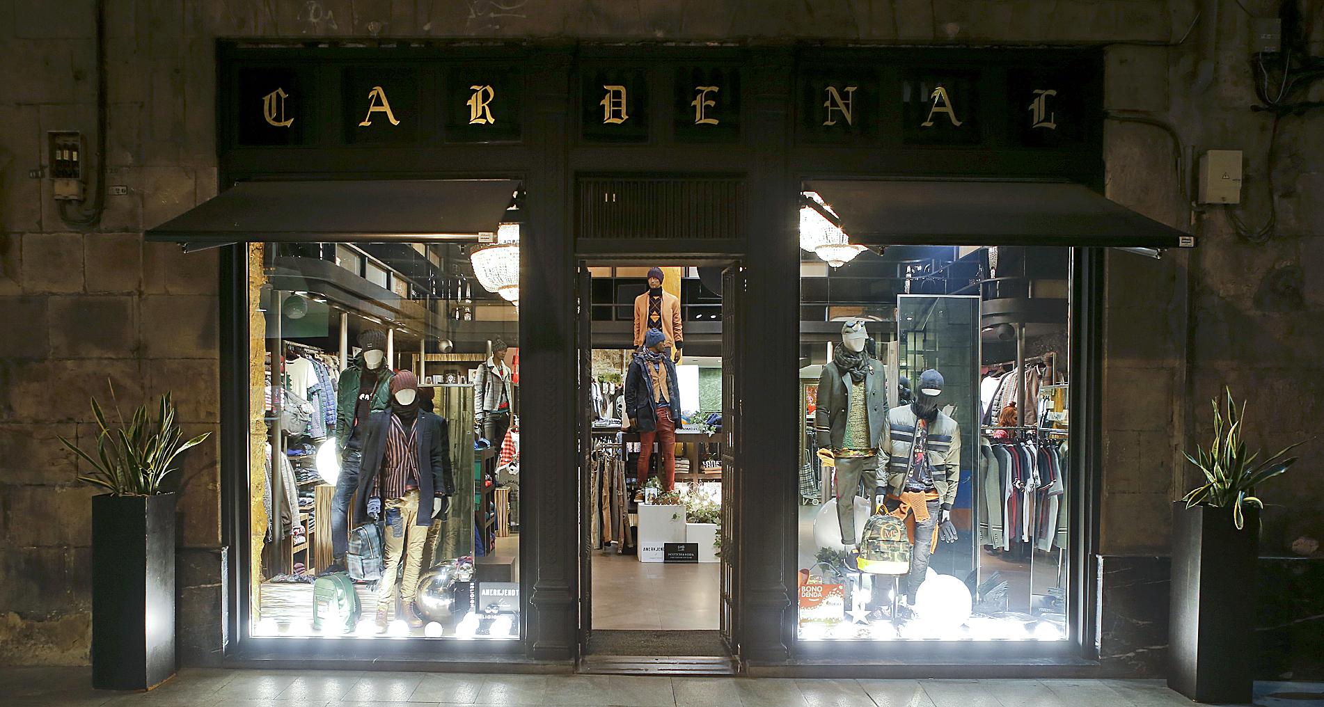 CARDENAL BILBAO Ropa Hombre Fashion Men Escaparates (7)