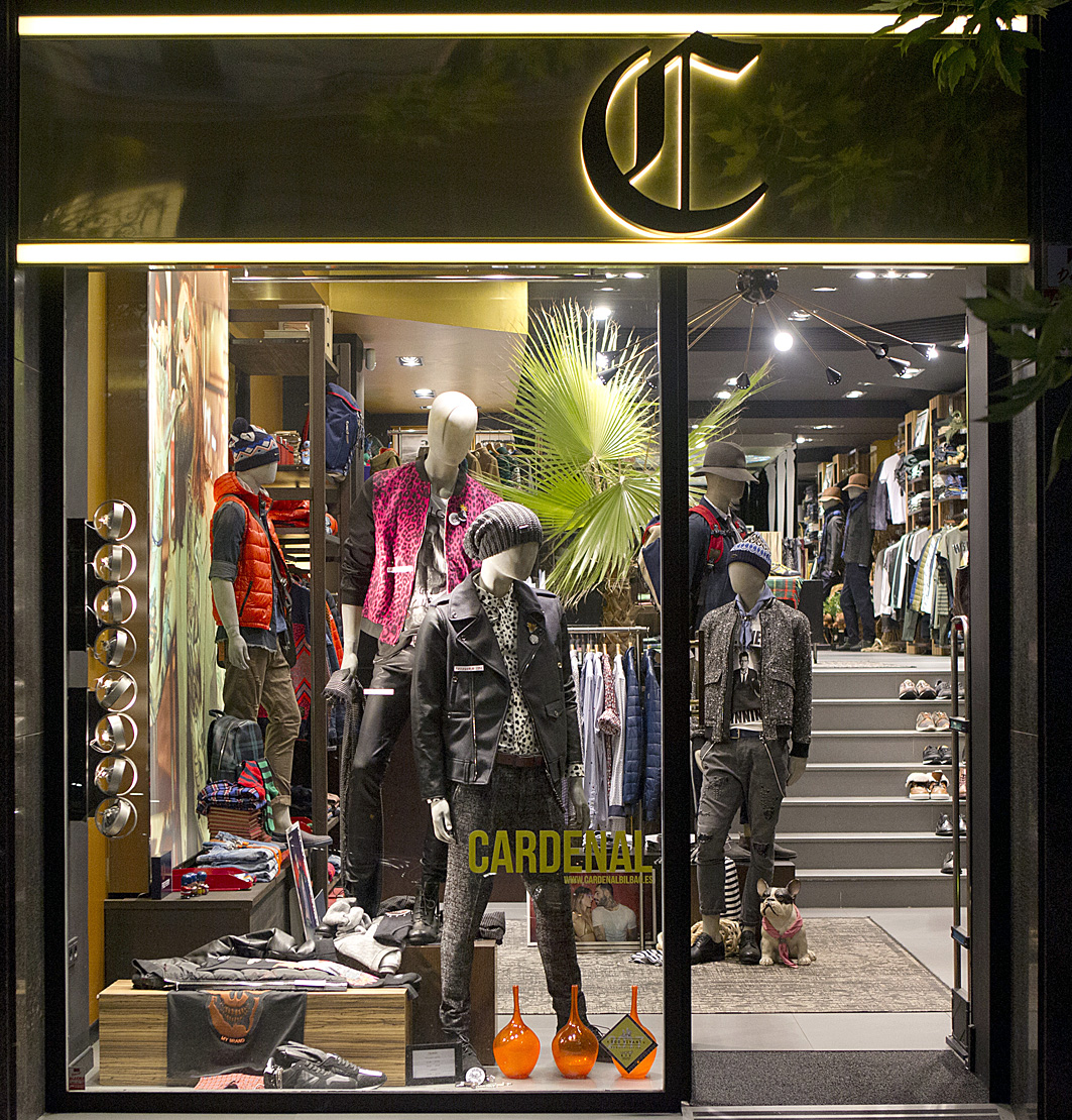 CARDENAL BILBAO Ropa Hombre Fashion Men Escaparates (8)