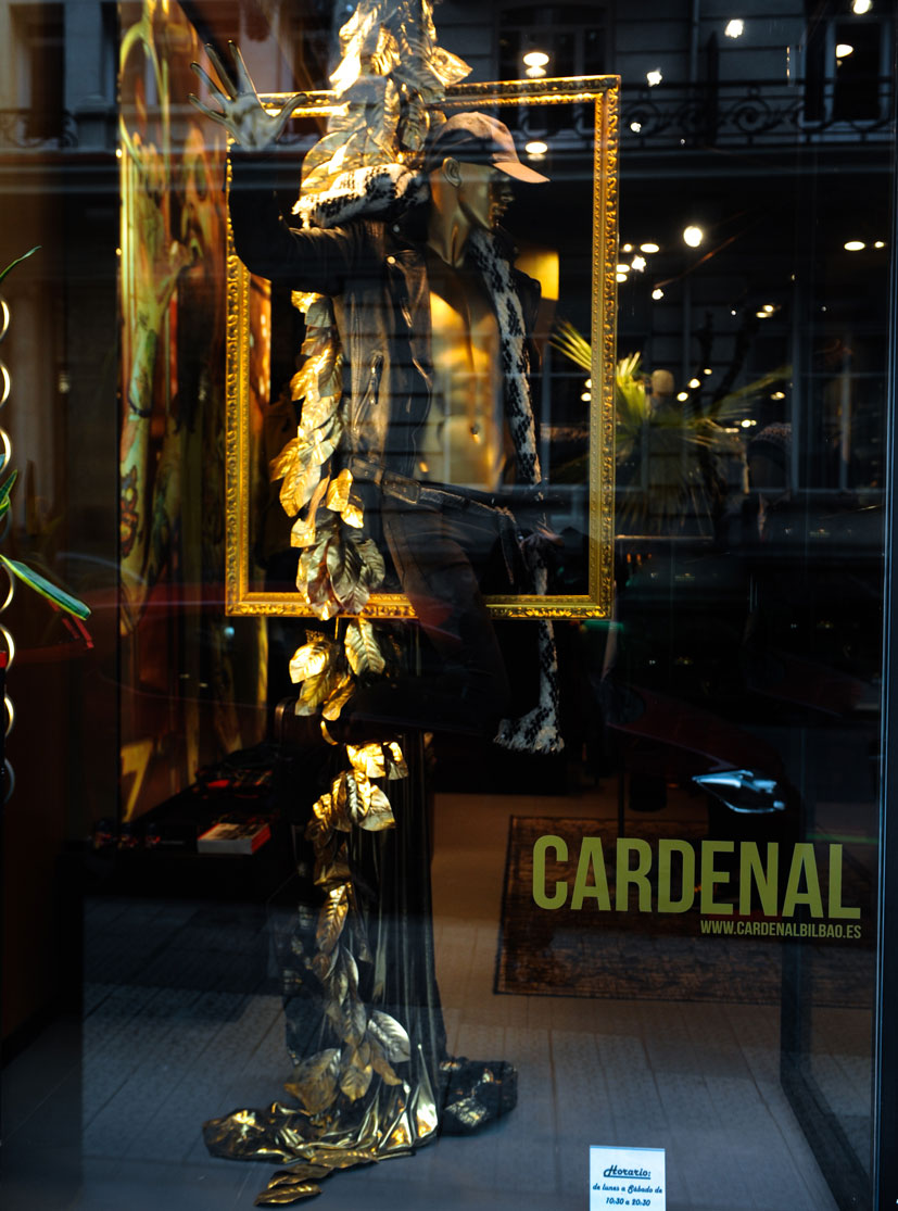 CARDENAL BILBAO Ropa Hombre Fashion Men Escaparates (9)