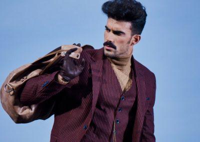 CARDENAL BILBAO Ropa Hombre Fashion Men FW 2017 2018 con Ruben Castillero Otoño Invierno (21)